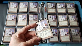 Real or Fake?! Rudy are my Magic The Gathering Cards COUNTERFEITS!?