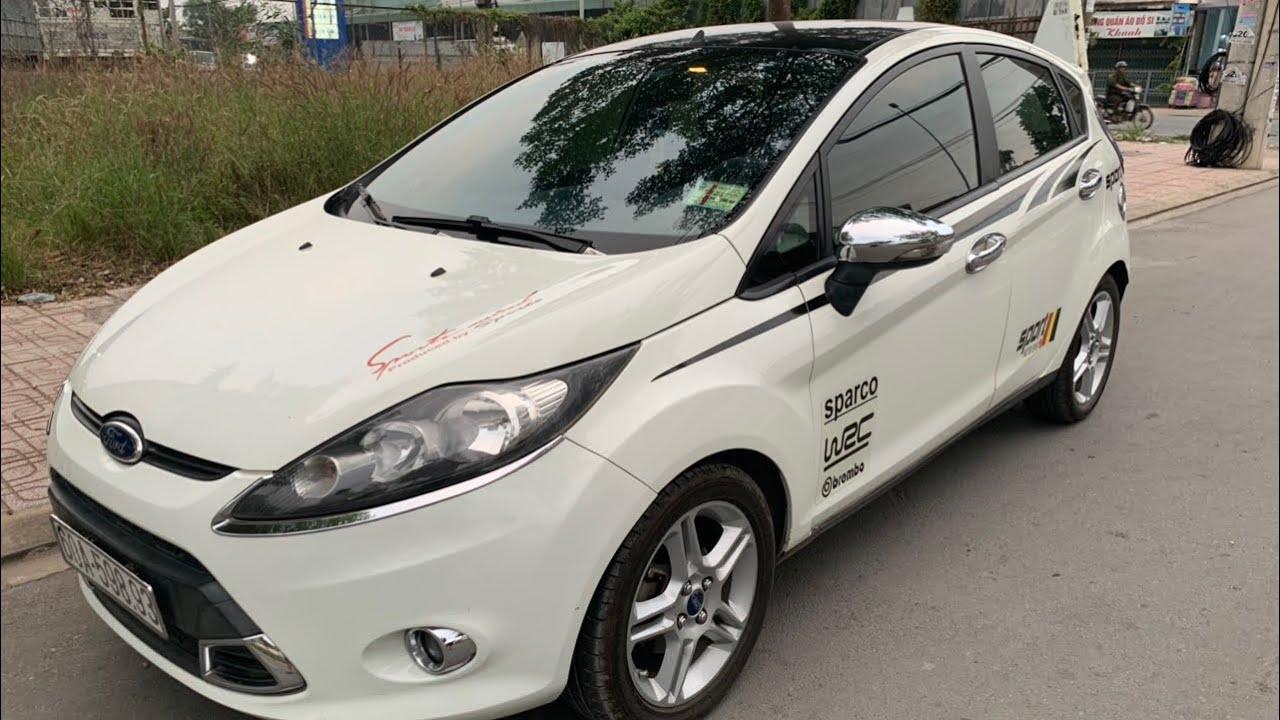 Ford fiesta 2012 AT trắng ngọc trinh chỉ 290 tr lh 0971979684-0919898983