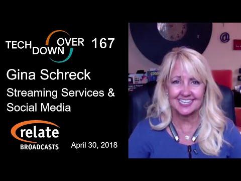 Tech Down Over 167: Gina Schreck