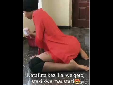Download Mmmhhh kwa halihiii kazi Huyu Ata Pata
