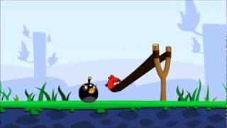 Repeat youtube video Angry Birds Cartoon