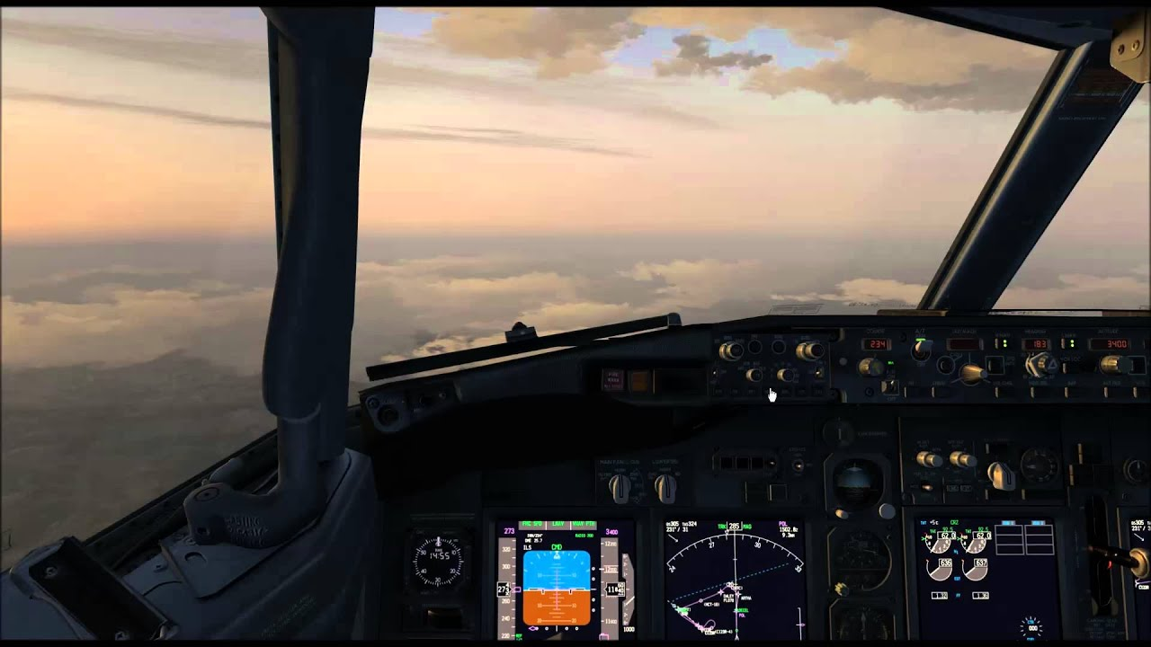 KLM Virtual EHAM To EGCC With ProATC X All The Way!