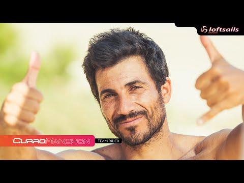 Loftsails Team Rider / Interview / Curro Manchon / ESP-1