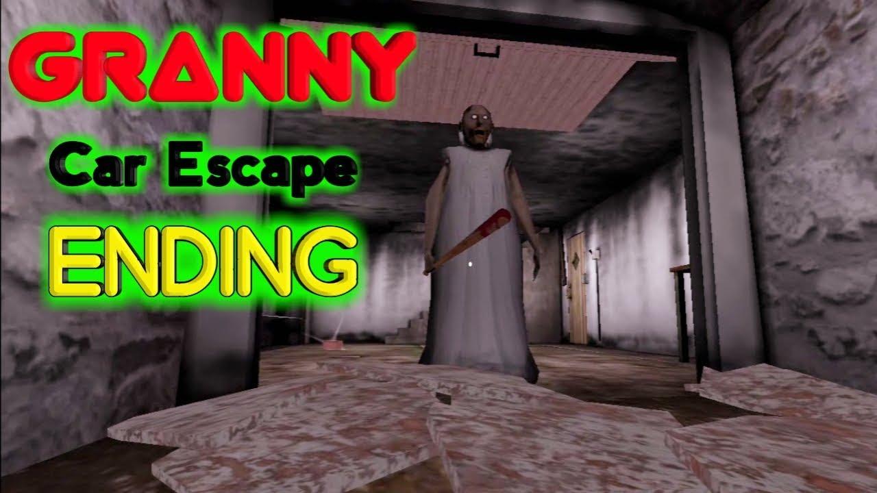 Granny Escape