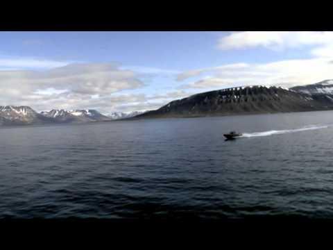 MS Longyear II - Rupert Marine 34T Portvessel - Port of Longyearbyen, Spitsbergen