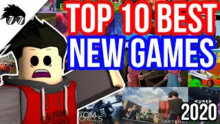 Roblox Top 10 Best Games That Are New in 2020 screenshot 1