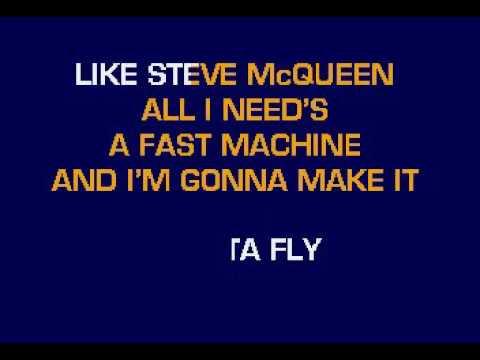 CB30027 05   Crow, Sheryl   Steve McQueen