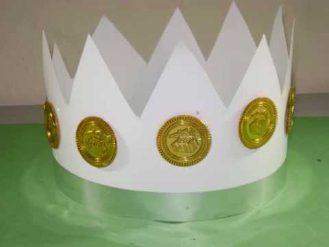 Cómo Hacer Una Corona De Reyprincipe Para Su Chiquitin