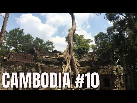 Angkor Wat 😮 Family Travel in Cambodia (2018)