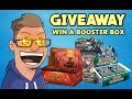 [CLOSED] HUGE GIVEAWAY - WIN A BOOSTER BOX!
