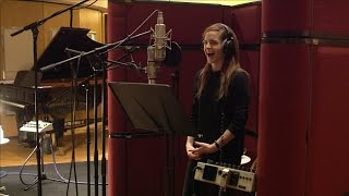 Beauty and the Beast: Emma Watson & Cast Record Voice and Songs Behind the Scenes