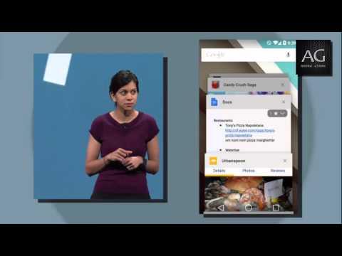 Google IO 2014 Keynote Live Stream - Web Design gets Material Design Part 4