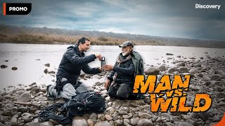 Man VS Wild with Bear Grylls and PM Modi | Promo | Discovery India