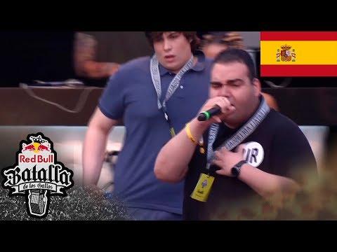 GREENSOUL vs EUDE - Octavos: Barcelona, España 2018 | Red Bull Batalla De Los Gallos