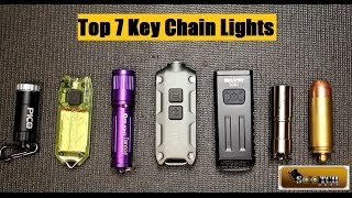 The Top 7 Key Chain Flashlights