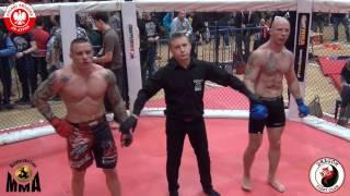 MP MMA 2016 Finał FC 84 kg Przepiórka P vs Strojek M