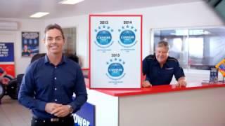 Tyrepower TVC - Canstar Blue Winning Service