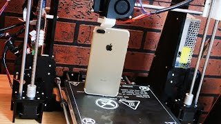 iPhone на 3D принтере - Влогодекабрь(Instagram - http://instagram.com/3bepbe Вот ссылка на принтер- A8 Desktop 3D Printer Prusa i3 DIY Kit, https://goo.gl/BwrvuR Coupon code:Desktop3D ..., 2016-12-16T08:56:40.000Z)