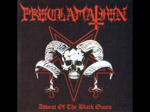 Proclamation - Advent of The Black Omen (Full Album)