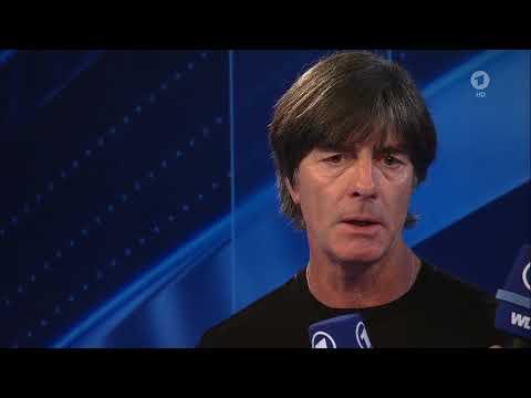 Joachim Löw post-match interview - Deutschland vs Frankreich (2017)