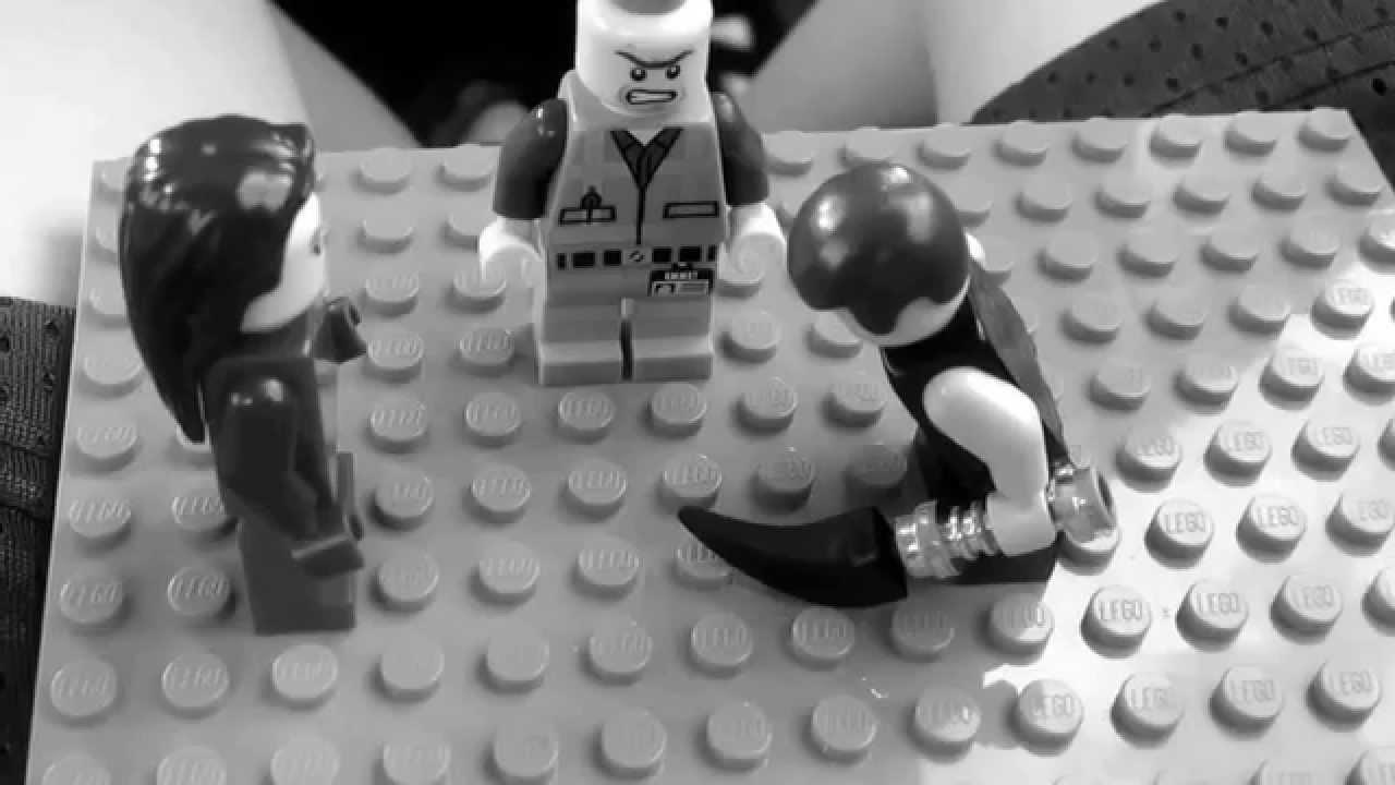 Lego Alice in wonderland (1903) - YouTube