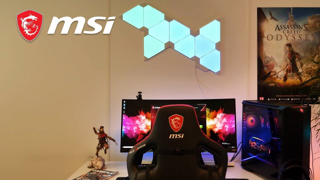 Desktop - The most versatile consumer pc | MSI Global