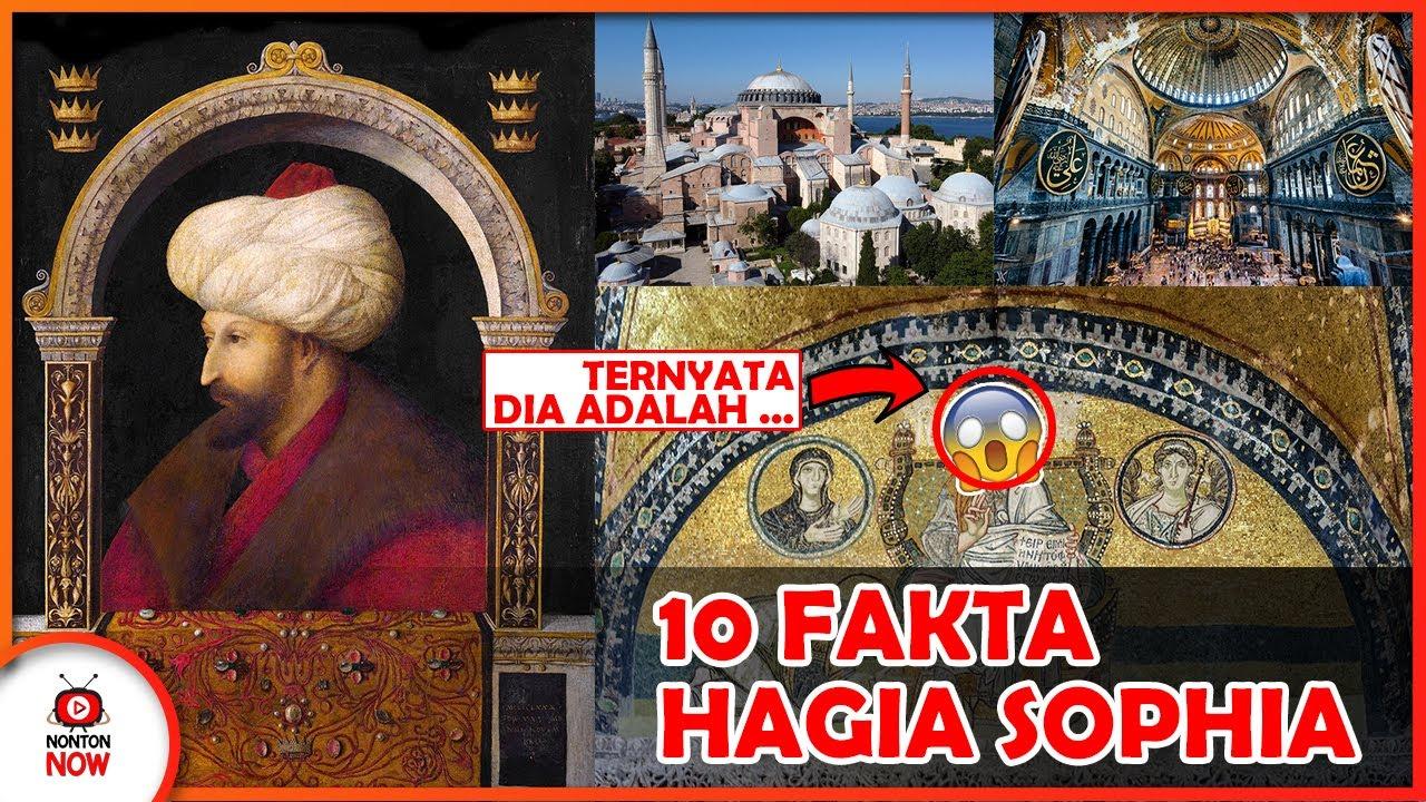 10 Fakta Hagia Sophia, Museum Berubah Menjadi Masjid yang Mengguncangkan Dunia