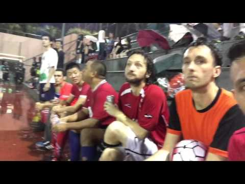 TEDx Tournament 2015 Hong Kong - Kennedy Town FC.