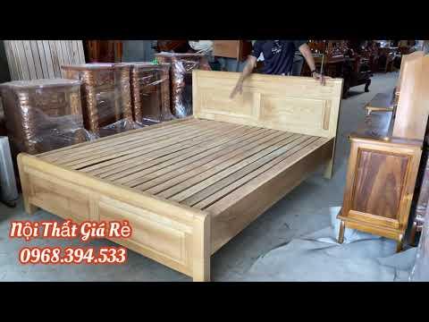 nội thất gỗ sồi giá rẻ