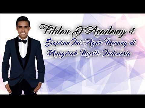 Fildan D'Academy 4 Siapkan Ini Agar Menang di Anugerah Musik Indonesia