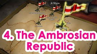 Age of Empires II - The Forgotten - Sforza - 4. The Ambrosian Republic
