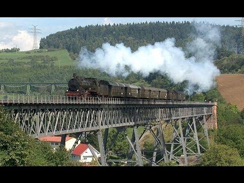 Dampflok Wutachtalbahn Blumberg
