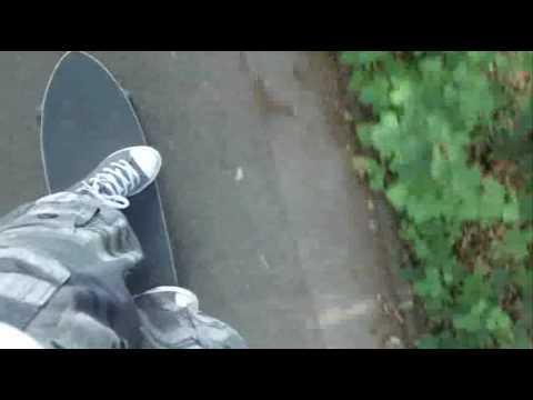 Kurzer Longboardtrip In Volksdorf - Dirk Bartschat