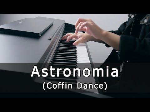 Astronomia (Coffin Dance) | Piano Cover by Riyandi Kusuma