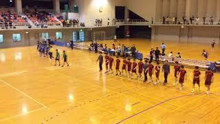 広島経済大学 男子ハンドボール部  2019/4/28  vs広島大学