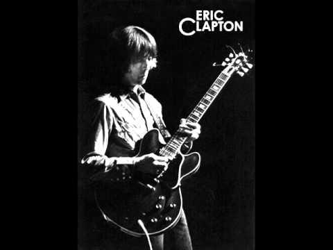 Eric Clapton - I Shot The Sheriff ( Studio Version )