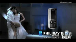 Maushmi Udeshi in Philiray Mobiles TV Ad directed by Sanjum Jaiswal.VOB