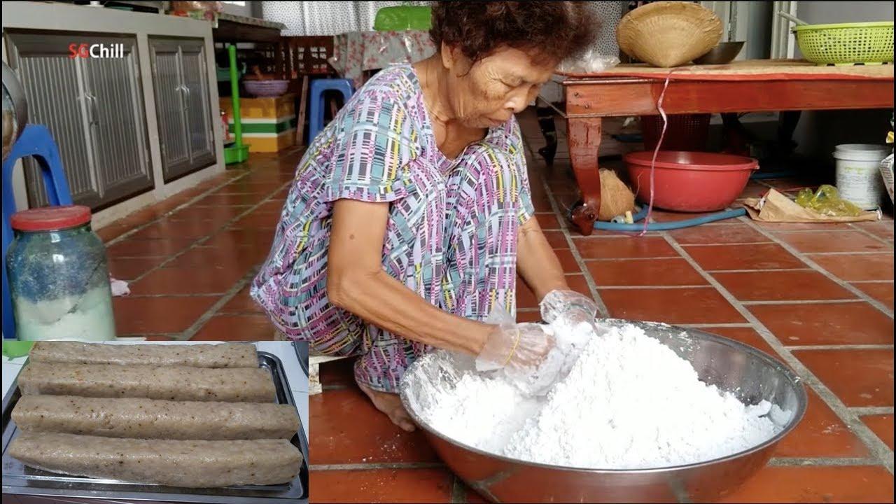 Cách làm bánh phồng cá thát lát ngon và đơn giản nhất