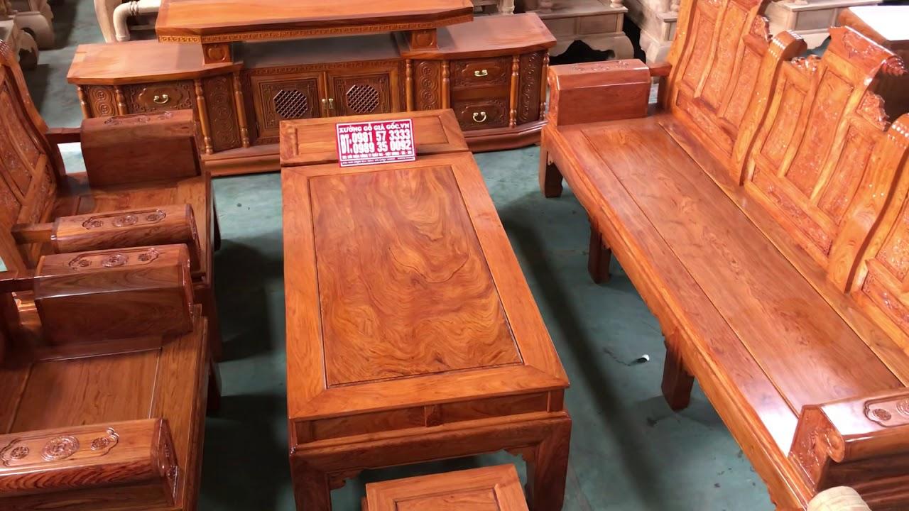 Bàn ghế ÂU Á gỗ HƯƠNG ĐÁ Víp(Xưởng Gỗ Giá Gốc)0981573333