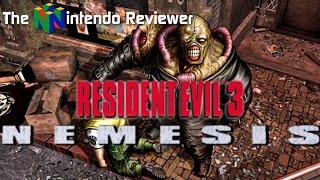 Resident Evil 3: Nemesis (GameCube) Review