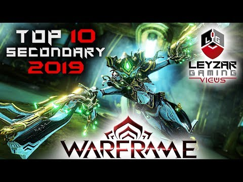 Best Secondary In Warframe 2019 Warframe   Top 10 Secondary Weapons 2019   YouTube