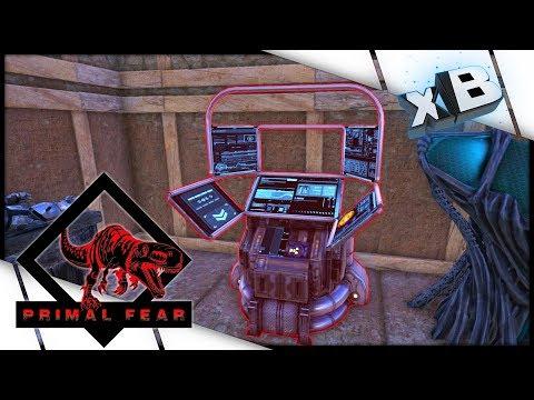 Base Place & Pocket Dino Storage! :: Modded ARK: Scorched Fear :: E05