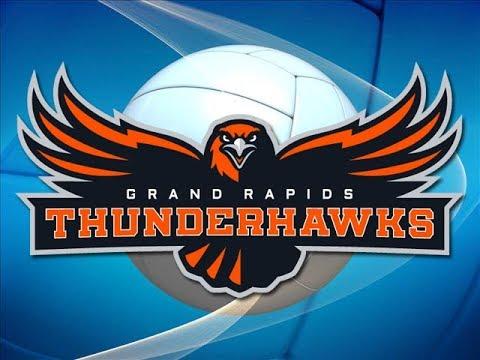 Grand Rapids Volleyball Wins Postseason Opener Over Princeton