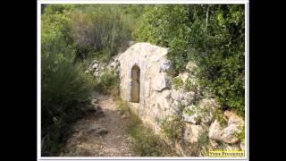 04 Volx - La Mère Des Fontaines et les oliviers