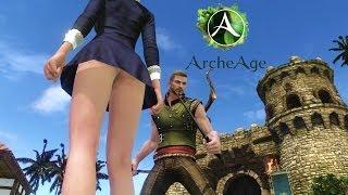 ArcheAge поверхностный обзор