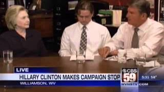 WV County Officials: 'Bill and Hillary Clinton Are Simply Not Welcome in Our Town'
