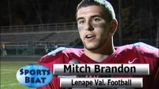 10-21-11 Morris Catholic-Lenape Valley Football.mp4