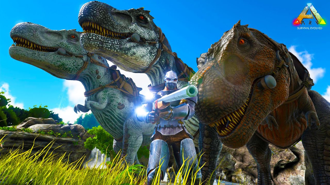 ark how to stop dinos spawning in base