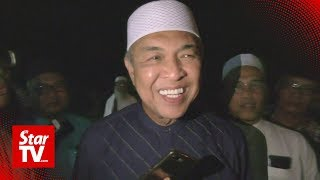 """""""The 'mood' in Semenyih is favourable to Barisan"""", says Zahid"""
