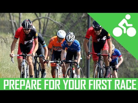 Preparing For Your First Race (cycling tips)